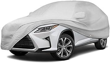 Outdoor Car Cover Waterproof Rain UV For LEXUS RX450H
