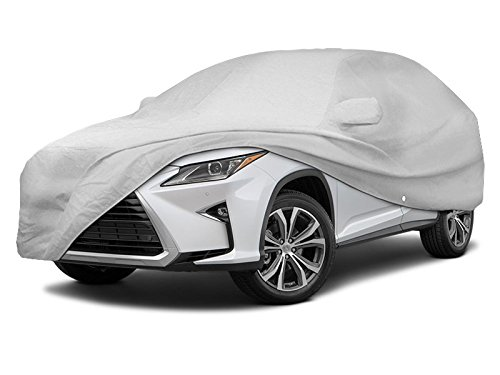 CarsCover Custom Fit 2004-2018 Lexus RX330 RX350 RX400H RX450H SUV Car Cover Heavy Duty All Weatherproof Ultrashield RX 330 350 709870730191