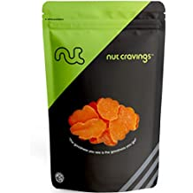Nut Cravings Dried Mango Slices – Sweet, Healthy Dehydrated Fruit Snacks – 16 Ounce