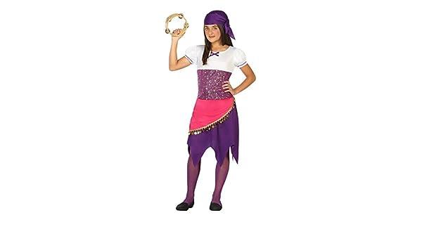 Atosa- Disfraz Zíngara, 7 a 9 años (22564): Amazon.es: Juguetes y ...