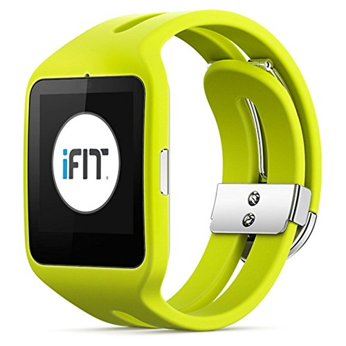 Sony Smartwatch for Android 4.3 - Lime by Sony