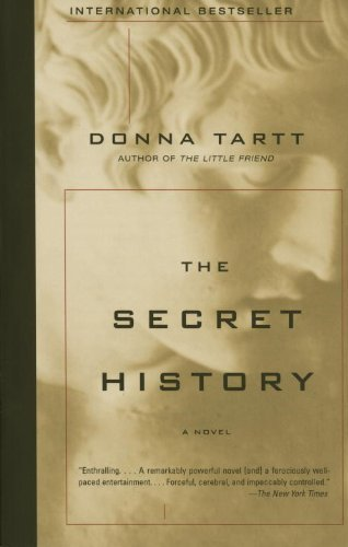 The Secret History by Tartt, Donna (April 13, 2004) Paperback