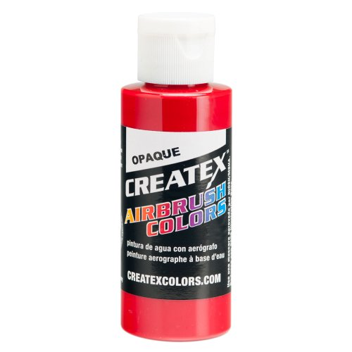 1 Gal. of Opaque Red #5210-GL CREATEX AIRBRUSH COLORS Hobby Craft Art PAINT by Createx