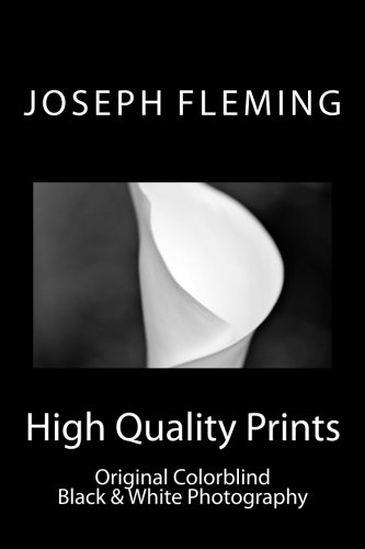 High Quality Prints: Original Colorblind Black & White Photography
