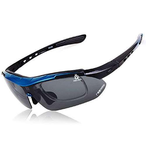 ASG Cycling Glasses Outdoor Sports Sun Polarizing Can Change Driving Glasses,A