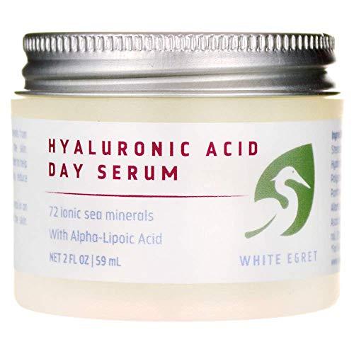 White Egret Hyaluronic Acid Day Serum — 2 fl oz