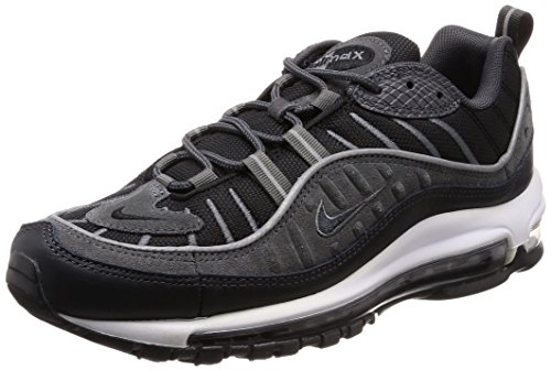 42 Anthracite EU Schuhe Nike 7 Black Sneaker Max SE Air 98 UK 5 77wTq10