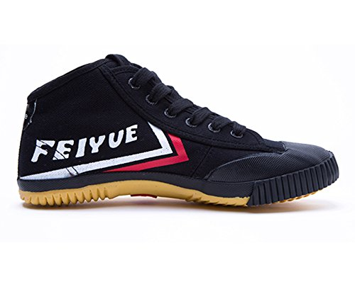T.O.P Feiyue503 High Top Martial Arts Kung Fu Pakour Canvas Shoes