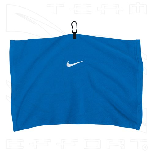 Nike Embroidered Towel (Photo Blue/White)