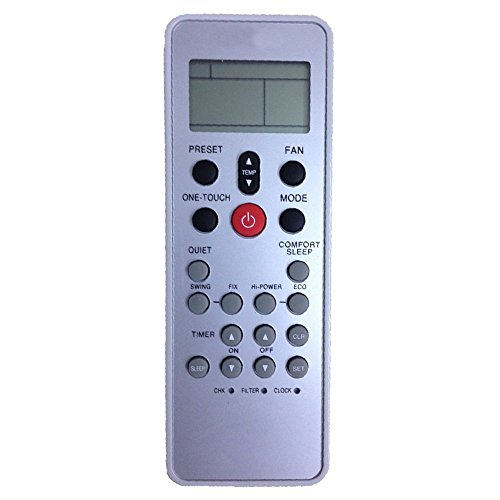 Generic Replacement Air Conditioner Remote Control for Toshi