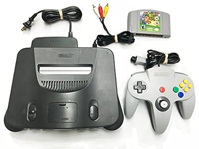 Nintendo 64 N64 Bundle with Super Mario 64
