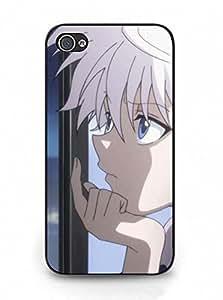 BESTER Hunter X Hunter Iphone 4s Back Case Abstract LynnShops Print