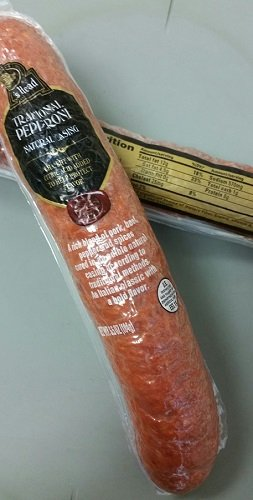 Boar's Head Traditional Pepperoni Two 6.5 oz sticks