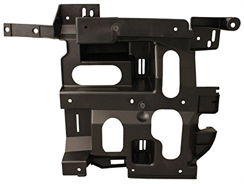 Replacement  GM1221131 Passenger Side Headlight Mount Support Panel for 03-07 Chevy (Side Headlight Bracket)