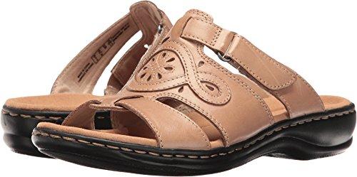 Leather Comfort Slides - 4