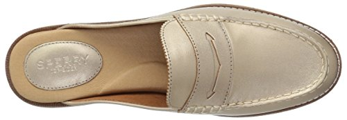 5 Mule Us Seaport Champagne Fina M Women's Sperry HCXwSv