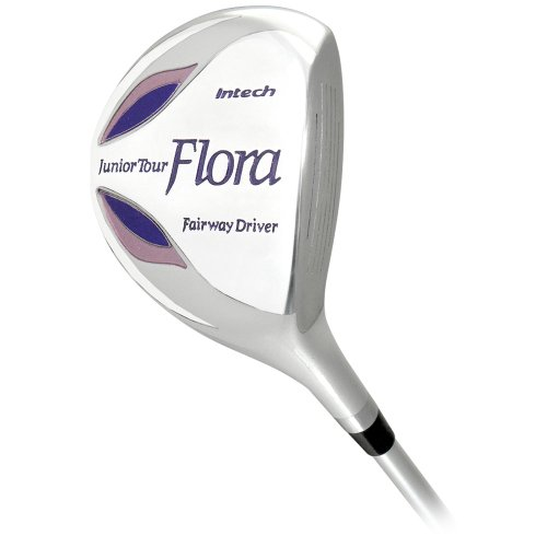 Intech Flora Junior Girls Golf Club Set (Right-Handed, Age 8-12) by Intech (Image #2)