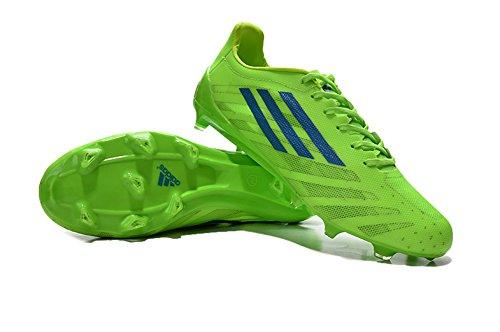 SusranZast Shoes Mens F50 Adizero TRX FG Green Soccer Football Boots
