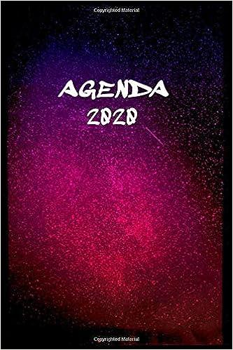 Agenda 2020: A5 Agenda settimanale I planner settimanale I ...