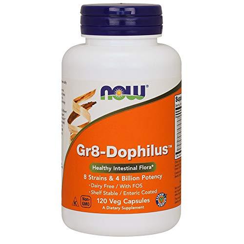Now Foods Gr8-dophiluss: 120 Vegi Caps