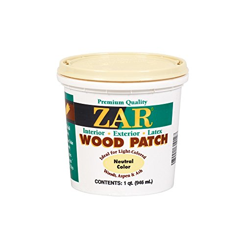 ZAR 30912 Wood Patch, QT, Neutral