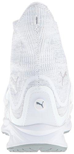 Puma Mens Ignite Evoknit Fold Sneaker Puma White-cava