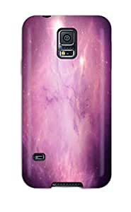 Galaxy S5 Case Slim [ultra Fit] Star Colors Nature Stars Protective Case Cover