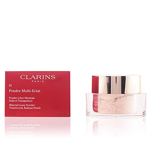 - Clarins Powder Multi Shine, 01 light, 30 g