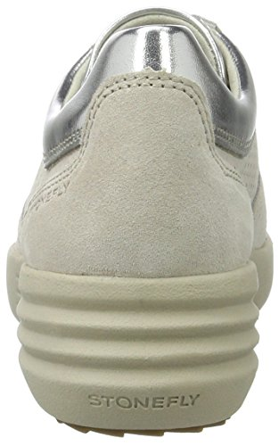 Women's Top Ice 076 Stonefly Sneakers 13 Romy Off Low white wvpqpId