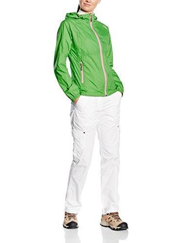 CMP da donna FIX HOOD colore verde menta