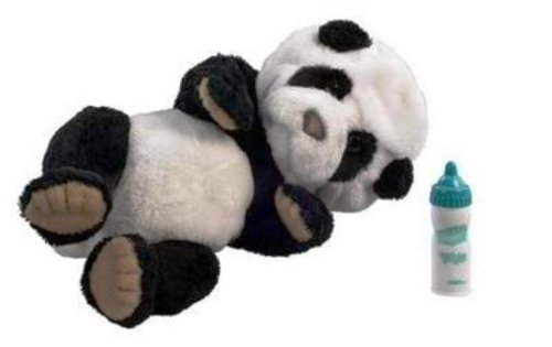 Hasbro Furreal Friend Nb Panda Bear W/Bottle
