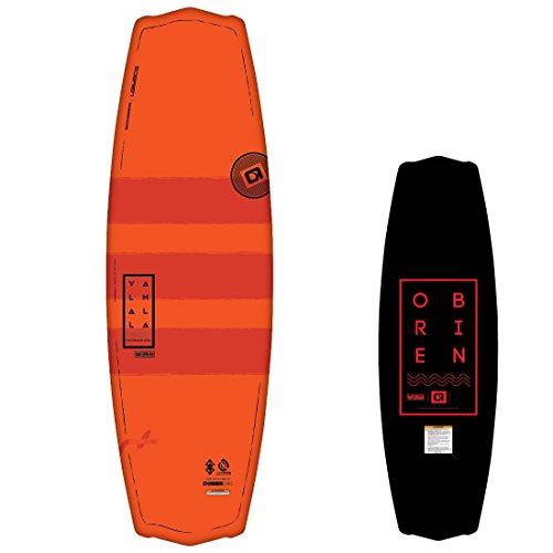 Valhalla Wakeboard 143cm w/ Clutch Bindings, Orange
