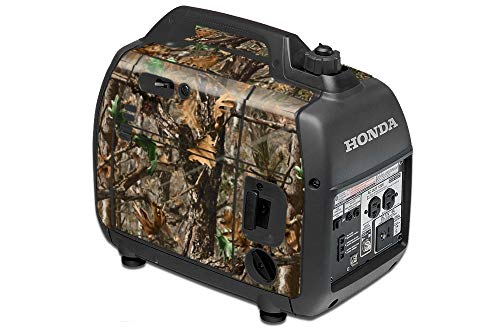 AMR Racing DECALS ONLY for Honda EU2000i Skin Camping Portable Generator WOODLAND CAMO (Honda Decal Set)