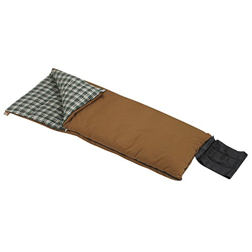 (WENZEL Grande Oversized Rectangular Sleeping Bag - Oversized - 6.50 lb Insultherm / 49239 /)