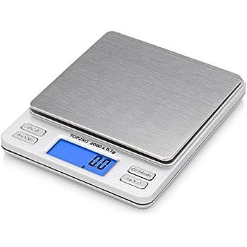 Amazon.com : Digiweigh DW-BX Digital Pocket Scales, 600g x
