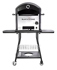 7. Blackstone Outdoor Pizza Oven for Outdoor Cooking - Electric Ignition