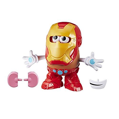Mr. Potato Head Marvel Classic Iron -