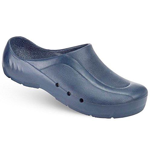 cHIROCLOGS unisexe OP eCONOMY Bleu chaussures Bleu TEqqWHU