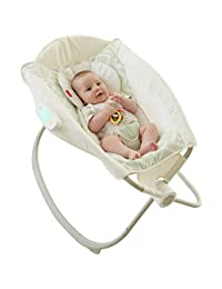 Fisher-Price Deluxe Auto Rock 'n Play Sleeper with Smart Connect