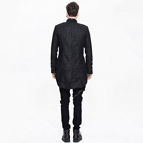 Uomo Giacca Fashion Devil Black Giacca Devil Fashion Black Uomo Giacca Devil Black Uomo Fashion 51qCPxwfd