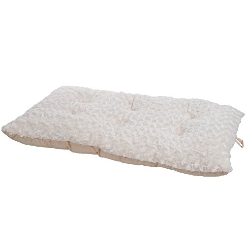 PETMAKER Large Cushion Pillow Pet Bed - Latte by PETMAKER