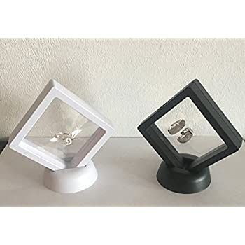Amazon.com - JD PRIME Set of 2 Displays Floating Frame, Display Case ...