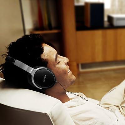 Denon Advanced Over-Ear Headphones