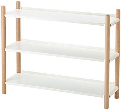 Ikea 2028.11142.2226 - Estantería (madera de haya, color ...