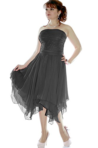 Juju Größe Damen Cocktail Schwarz Farbe 637769620066 Christine Abendkleid 42 amp; 8TE7xwrq8