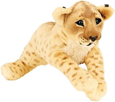 Stofftier Plüschtier Löwe Spielzeug