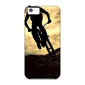 SherrilClaudette Iphone 5c Hard Cases With Fashion Design/ WhH11519QbRE Phone Cases
