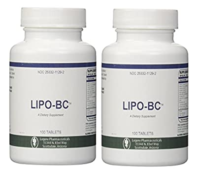 Lipo BC Pack of Two
