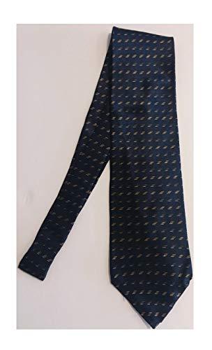 - Stafford Blue Silk Necktie