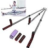 OTEKSPORT 3 Bar Leg Stretcher Heavy Duty Gymnastic Portable Flexibility Stretching Machine Stretch Strength Training Leg…